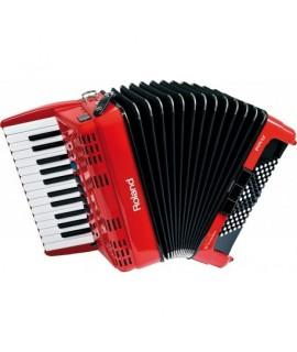 Roland FR-1X Piros Tangóharmonika