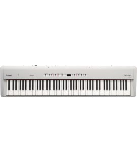Roland FP-50-WH Színpadi zongora