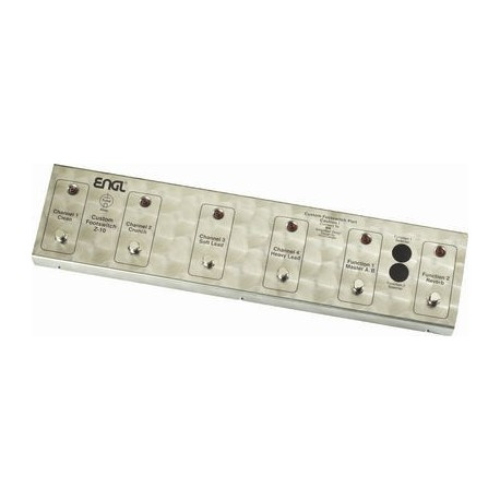 ENGL Z-10 többfunkciós MIDI Lábkapcsoló
