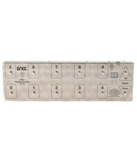 Engl Z12 MIDI CONTROLLER Lábkapcsoló