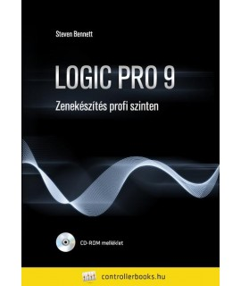 Logic PRO 9 - zenekészítés profi szinten