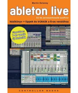 Ableton Live kézikönyv + Tippek és trükkök