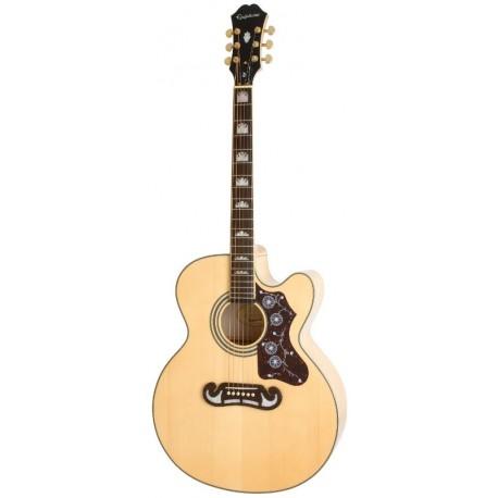 Epiphone EJ-200CE N elektroakusztikus gitár
