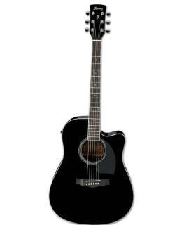 Ibanez PF15ECE-BK Akusztikus gitár