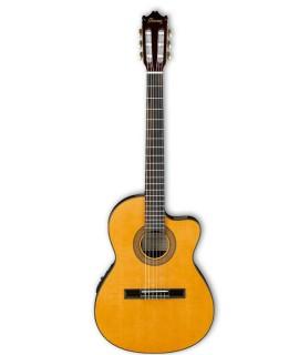 Ibanez GA5TCE-AM Klasszikus gitár
