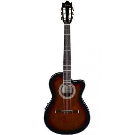 Ibanez GA35TCE-DVS Elektroklasszikus gitár