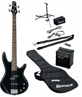 Ibanez IJSR190-BK Basszusgitár szett