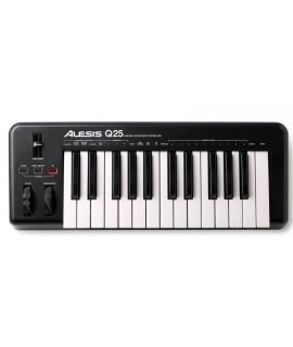 Alesis Q25  MIDI vezérlő