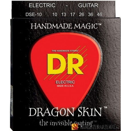 DR DSE-10 Akusztikus húr