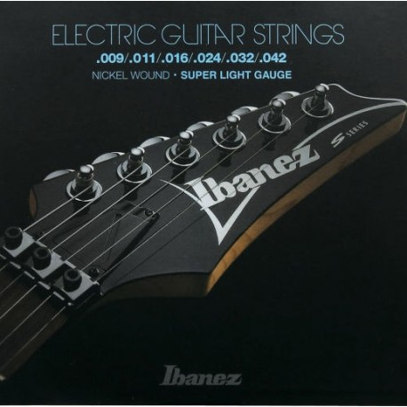 Ibanez IEGS6 Elektromos gitárhúr