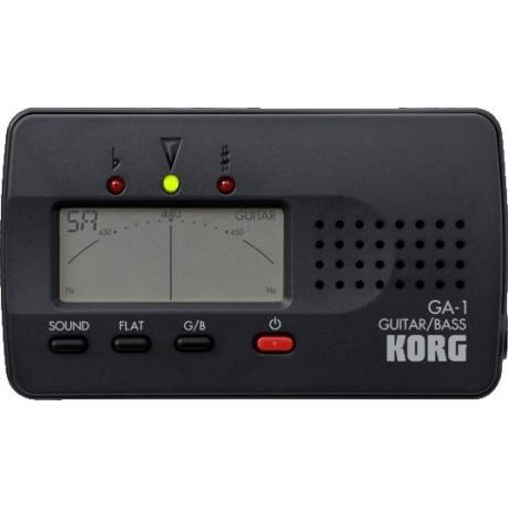 Korg KG-GA1 Hangoló