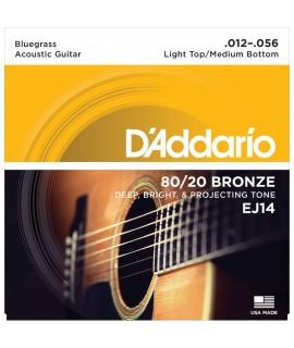 D'Addario EJ14 Akusztikus gitárhúr