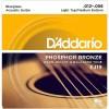 D'Addario EJ19 Akusztikus gitárhúr