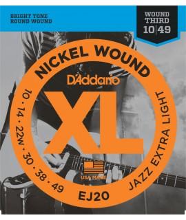 D'Addario EJ20 Akusztikus gitárhúr