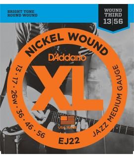 D'Addario EJ22 Akusztikus gitárhúr