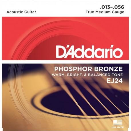 D'Addario EJ24 Akusztikus gitárhúr