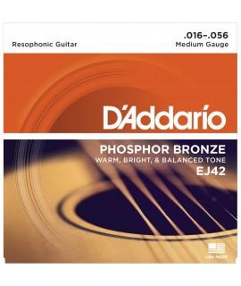 D'Addario EJ42 Akusztikus gitárhúr