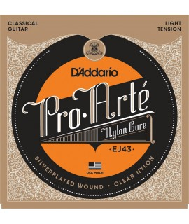D'Addario EJ43 Klasszikus gitárhúr