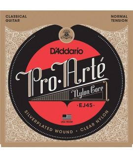 D'Addario EJ45 Klasszikus gitárhúr