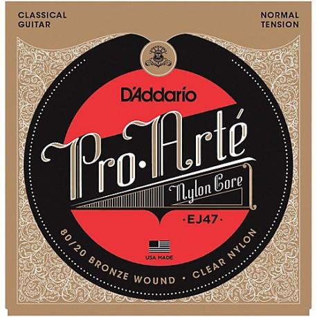 D'Addario EJ47 Klasszikus gitárhúr