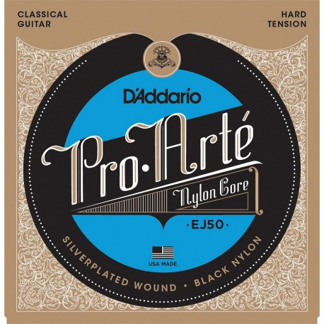 D'Addario EJ50 Klasszikus gitárhúr
