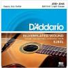 D'Addario EJ83L Akusztikus gitárhúr szett