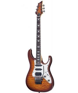 Schecter Banshee-6 FR Extreme VSB Elektromos gitár