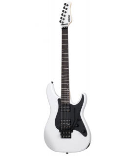 Schecter Sun Valley Super Shredder FR WHT Elektromos gitár