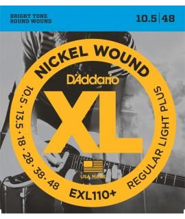 D'Addario EXL110+ Elektromos gitárhúr