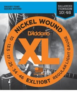 D'Addario EXL110BT Elektromos gitárhúr