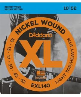 D'Addario EXL140 Elektromos gitárhúr szett