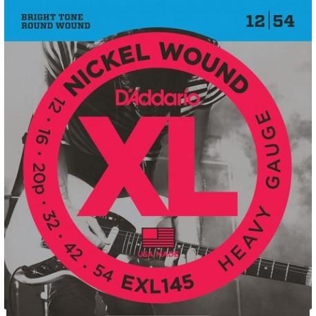 D'Addario EXL145  Elektromosgitár húr szett