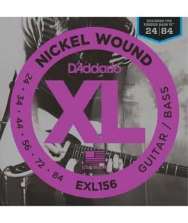 D'Addario EXL156  Basszusgitár húr szett