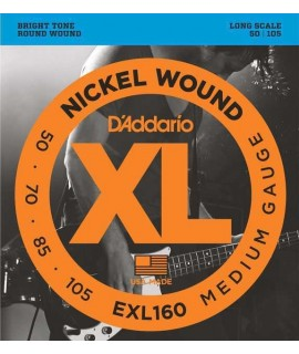 D'Addario EXL160 Basszusgitár húr szett