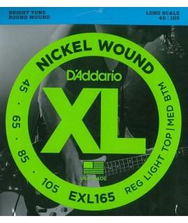 D'Addario EXL165 Basszusgitár húr szett