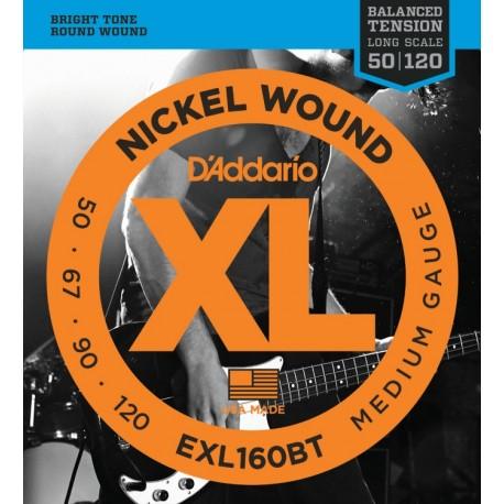 D'Addario EXL160BT Basszusgitár húr szett