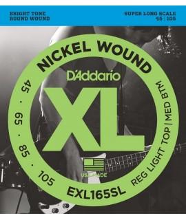 D'Addario EXL165SL Basszusgitár húr szett