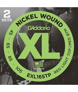 D'Addario EXL165TP Basszusgitár húr szett