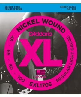 D'Addario EXL170S Basszusgitár húr szett
