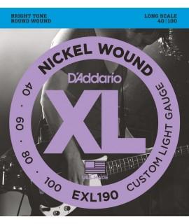 D'Addario EXL190 Basszusgitár húr szett