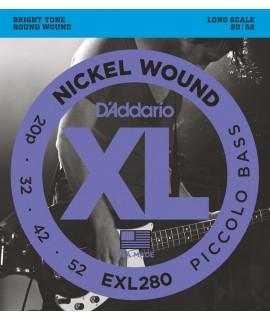 D'Addario EXL280 Basszusgitár húr szett
