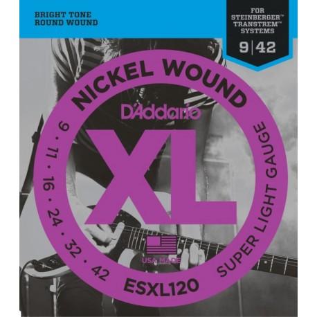 D'Addario ESXL120 Basszusgitár húr szett