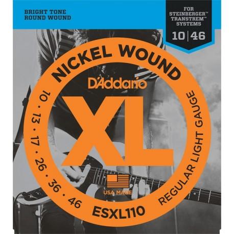 D'Addario ESXL110 Basszusgitár húr szett