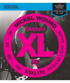 D'Addario ESXL170 Basszusgitár húr szett