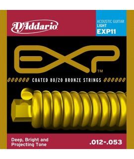 D'Addario EXP11 Akusztikus gitárhúr szett