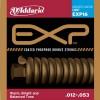 D'Addario EXP16 Akusztikus gitárhúr szett