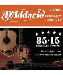 D'Addario EZ900 Akusztikus gitárhúr szett