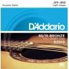 D'Addario EZ910 Akusztikus gitárhúr szett