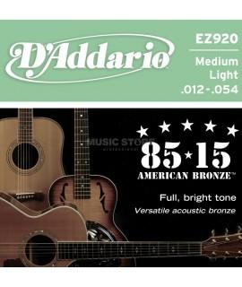 D'Addario EZ920 Akusztikus gitárhúr szett