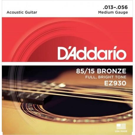 D'Addario EZ930 Akusztikus gitárhúr szett